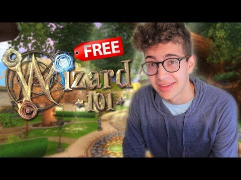 Wizard101: The Real Reason Why Wizard City Is Free...