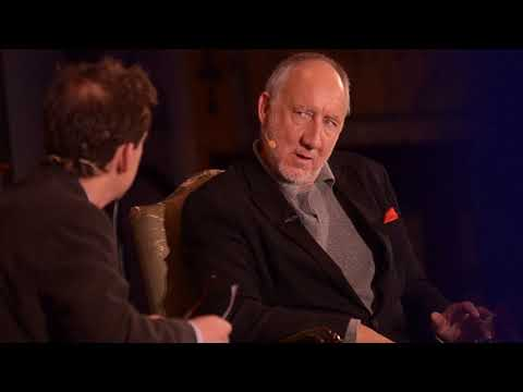 Pete Townshend and Paul Holdengräber: Who Is He? | 10-8-2012 | LIVE from the NYPL