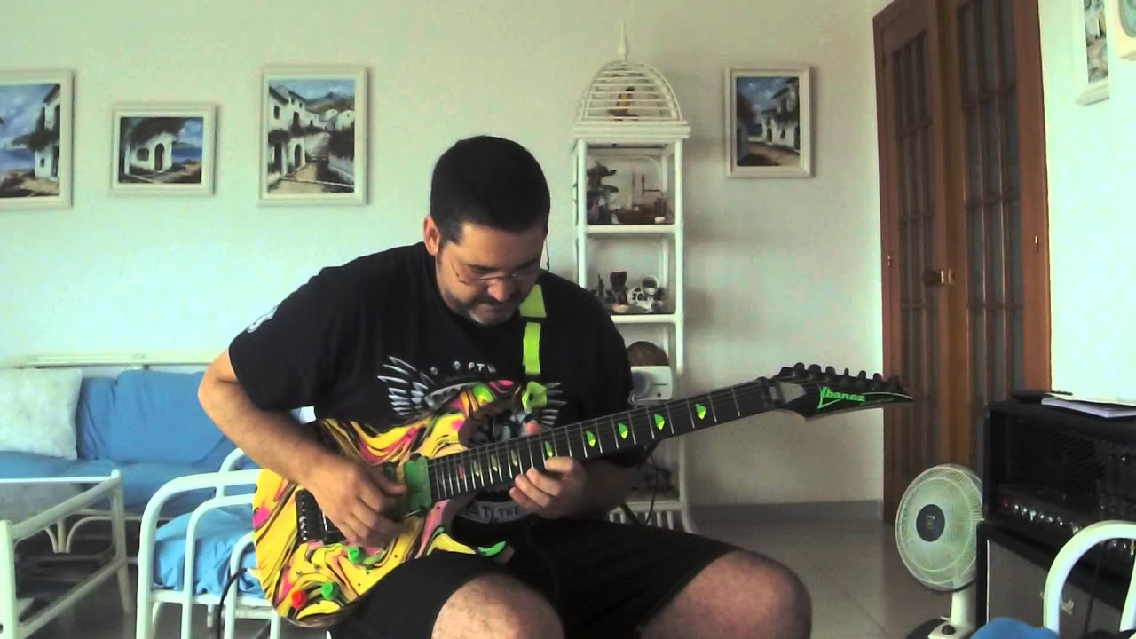ibanez universe paw carrie solo