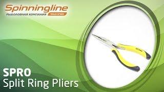 Плоскогубцы SPRO Split Ring Pliers
