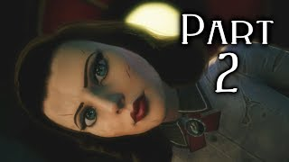 Bioshock Infinite Burial At Sea Walkthrough Gameplay Part 2 - Sally - Episode 1