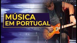 MÚSICA EM PORTUGAL - Eddie Stanley (Banda Black Betty) #elesnaodesistiram