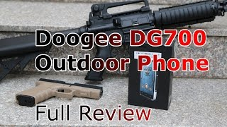 doogee DG700 Titans 2 Review (English)