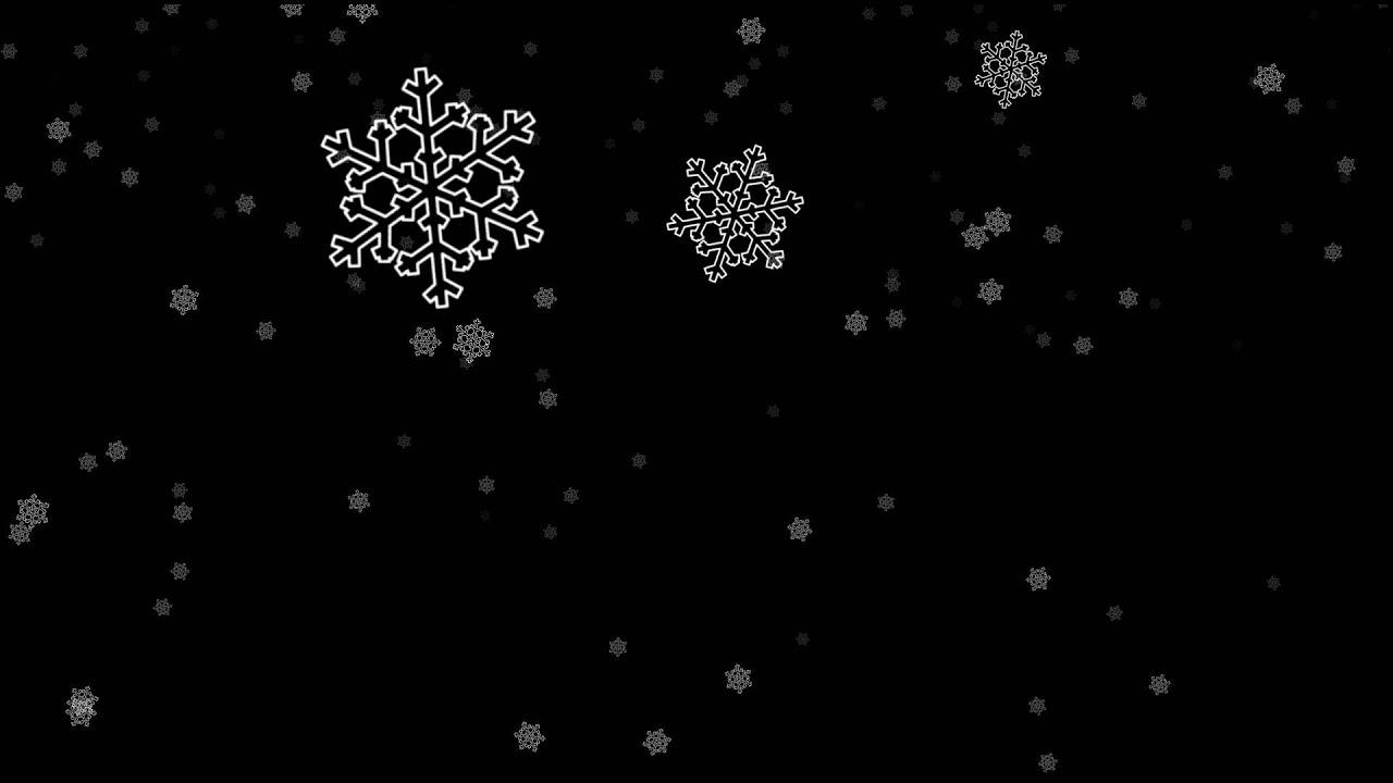 Christmas snow background  PSDGraphics