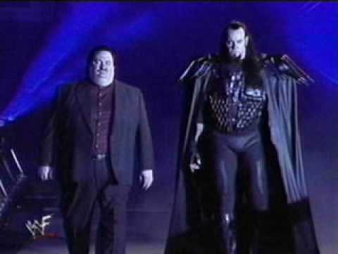 WWF The UnderTaker WM XV Ministry Theme - YouTube