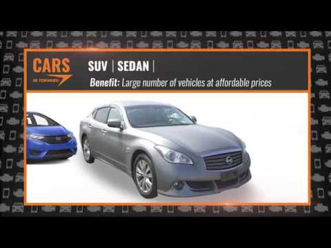 Benefits to buy used cars, auto parts, electronics on BE FORWARD
