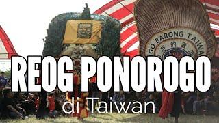 Gambar cover REOG PONOROGO di Taiwan
