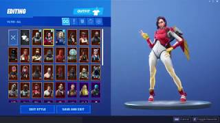 Top 3 Skins That Go With Hot Wing Back Bling-Fortnite