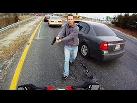 """You Mad Bro??"" STUPID Drviers vs SAVAGE Bikers | Road Rage & Crash Compilation"