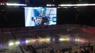 Локомотив-СКА 2-3 в ледовом на экране. Иван Грозный на высоте