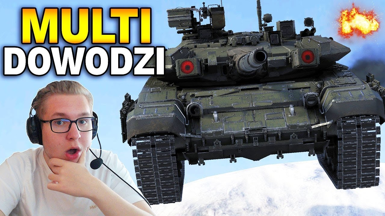 MULTI DOWODZI – Pazie vs Fiolety – World of Tanks