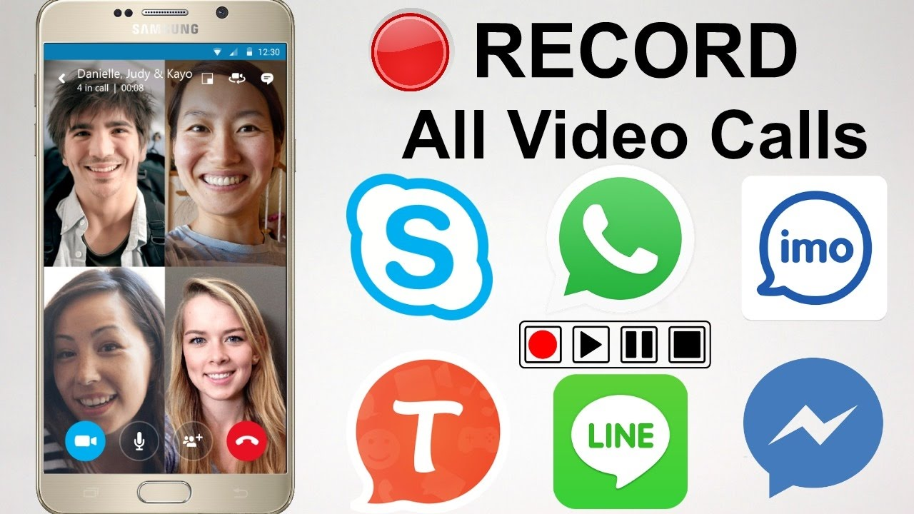 callreco free imo video call screen recorder