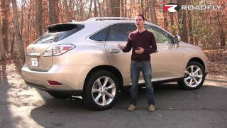 Roadfly.com - 2011 Lexus RX 350 SUV Road Test & Review
