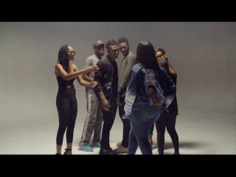 TEAR RUBBER: BEHIND THE SCENES VIDEO FOR EFE (@efemoney)'s BASED ON LOGISTICS VIDEO