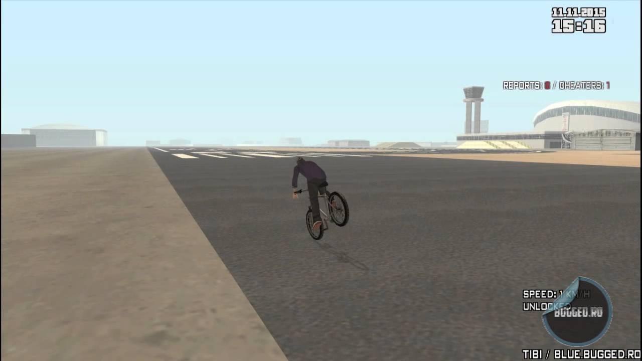 Mers pe bicicleta slabit