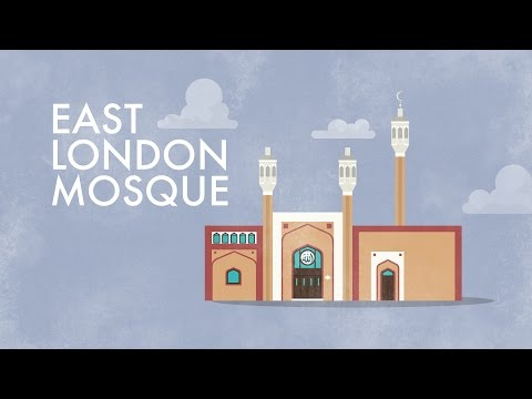 East London Mosque: Exploring Religion in London