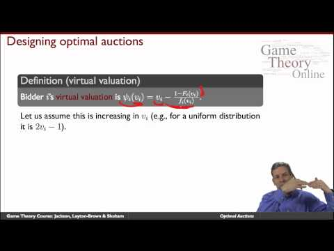 GTO2-4-06: Optimal Auctions
