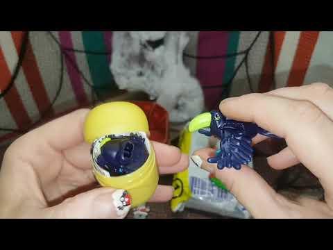 Мега Mix Сюрпризов от Киндер, Чупа-Чупс, Alex Kinder Toys посылочка подарок.Unboxing Kinder Eggs