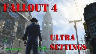 Fallout 4 FPS Test Ultra settings i5 3230M GT740M