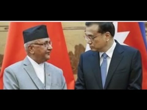 China to look at free trade, rail deal with Nepal