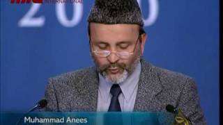 Opening - Concluding Session Jalsa Salana 2010 (sunday) part 2/2