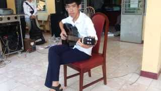 That XX -GD- Guitar cover THPT BMT