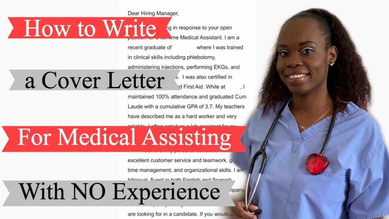 Medical Assistant Job Cover Letter Top Portraits Most Effective