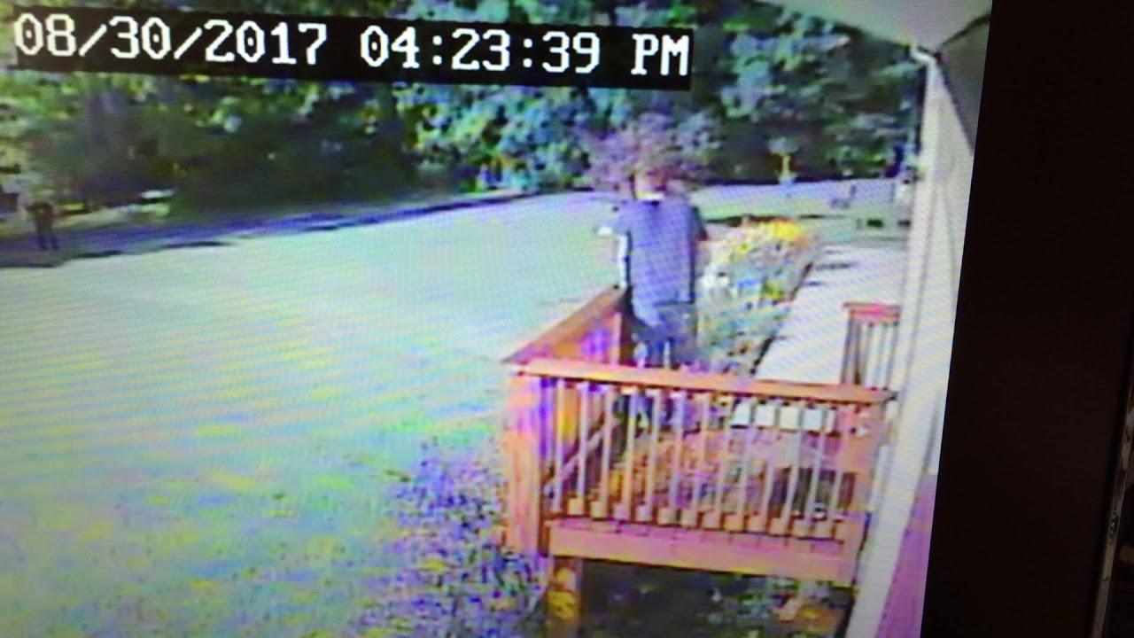 Saugerties baseball bat attack caught on video