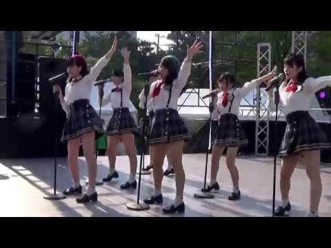 2015/08/01 FBCサマーフェス� AKB48 team8 M-3.「ヘビーローテーション」