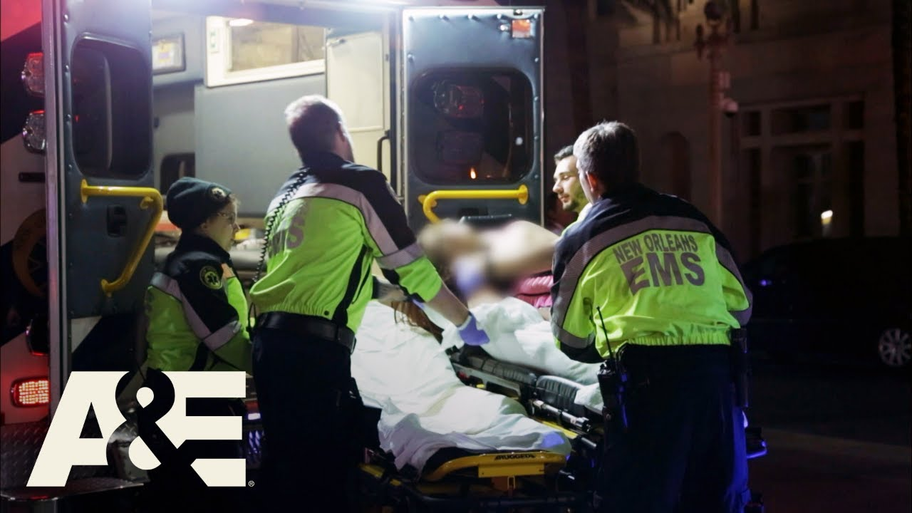 Nightwatch: EMT's Save Halloween in New Orleans (S1 Flashback) | A&E