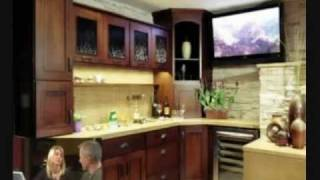 Custom Designer Wood Cabinets -- Budget Right Kitchens C ...