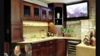 Custom Designer Wood Cabinets -- Budget Right Kitchens C ...