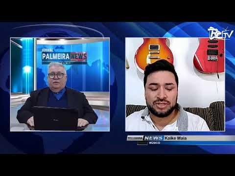 Jornal Palmeira News 23 de Junho de 2020