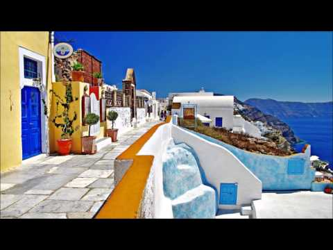 Greek Relaxing Music: Bouzouki Instrumental  Hypnotic Tones