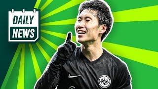 Kamada zerlegt Salzburg! Neuer Vertrag für BVB-Star? Adrian Fein verlässt den HSV im Sommer!
