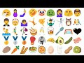 HTTP: All New Android Nougat Preview 2 Emojis (Unicode 9)