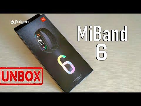Xiaomi ⌚ Mi Band 6 ? Unboxing ?