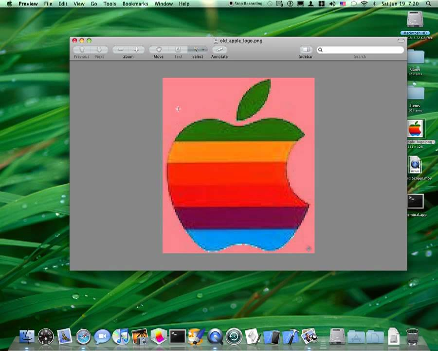 How to Make a Transparent Image With Preview on a Mac ...