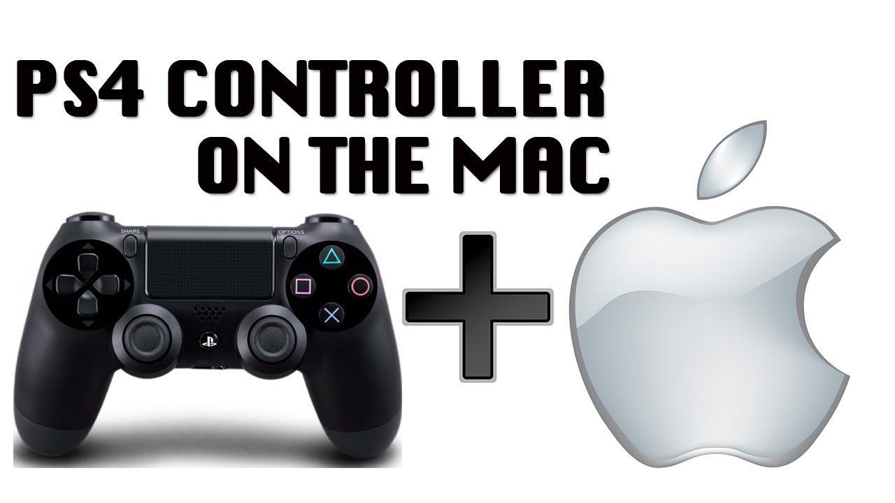 how to connect ps4 to mac