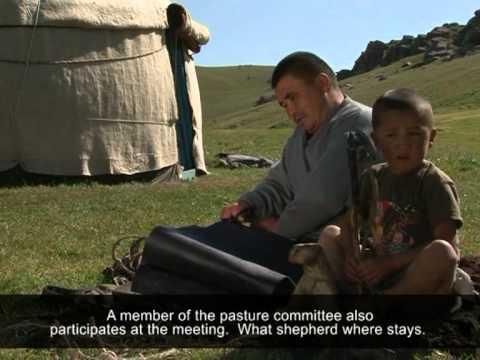 Gradual Migrations - Pasture Committees in Kyrgyzstan