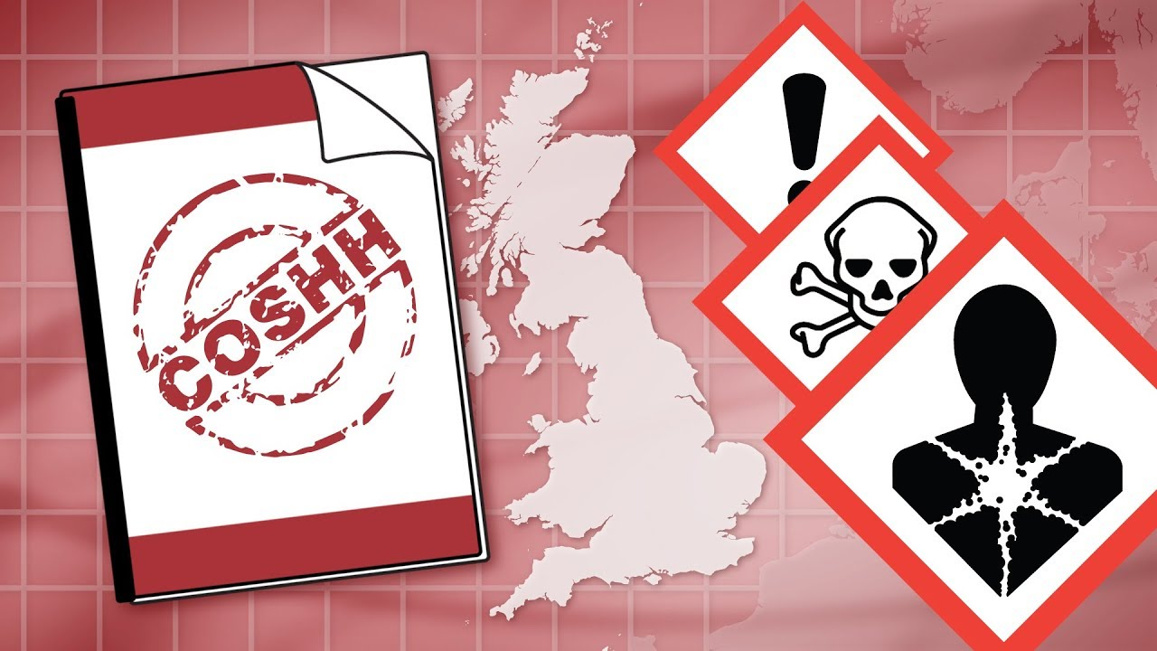 Coshh And Clp Safety Training Workplace Video Uk Safetycare Free