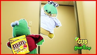 Nursery Rhymes Song for kids with Gus the Gummy Gator