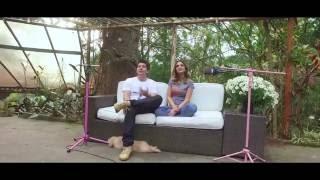 """Bate Papo com Pamela """"Nossa História""""  Pamela e Márcio Carvalho, como tudo começou... Video"""