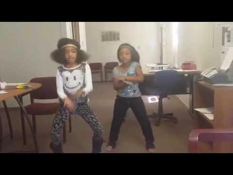 K Michelle baby momma dance