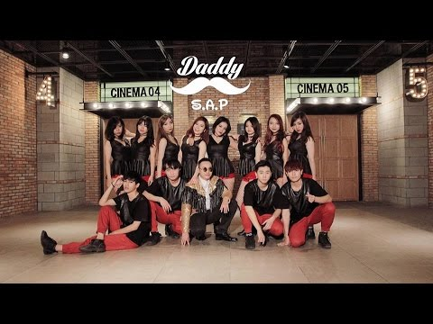 PSY (싸이) - DADDY (대디) (feat. CL of 2NE1) Dance Cover By S.A.P From Vietnam