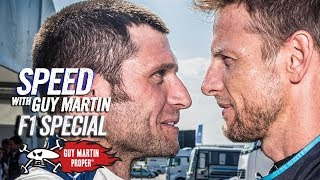 Best Of The Final Showdown Guy Vs Jenson | F1 Special With Jenson Button | Guy Martin Proper