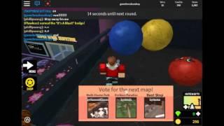 Roblox Sereis Ep 2: Super Bomb Survival