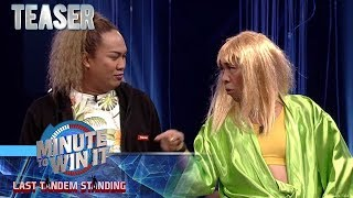 Minute To Win It - Last Tandem Standing: Day 159 Teaser