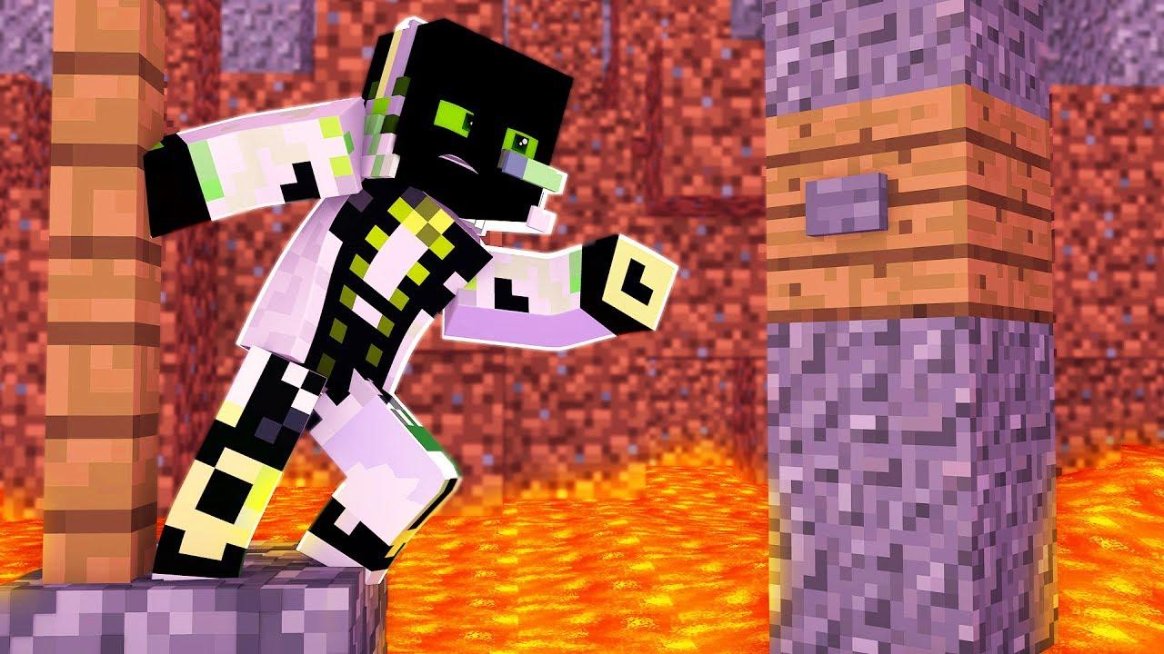 Der Boden Ist Lava Minecraft Deutsch Hd Youtube