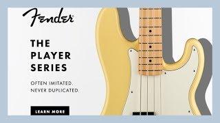 Fender P Bass - Sottotitolato in italiano Saya Gray
